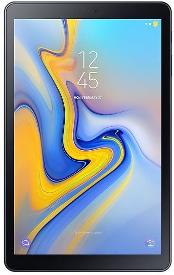 Планшет Samsung Galaxy Tab A SM-T595N (1.8) 8C/RAM3Gb/ROM32Gb 10.5