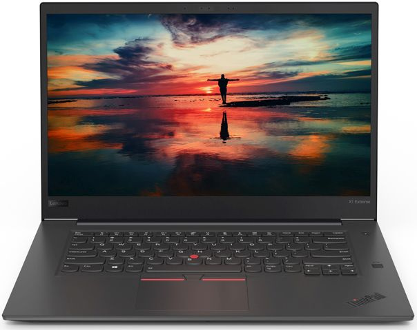 Ноутбук Lenovo ThinkPad X1 Extreme Core i5 9300H/16Gb/SSD512Gb/nVidia GeForce GTX 1650 4Gb/15.6