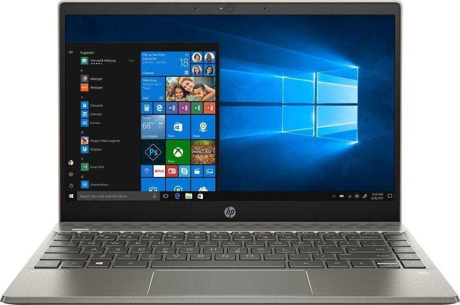 Ноутбук HP Pavilion 13-an0061ur Core i5 8265U/8Gb/SSD128Gb/Intel UHD Graphics 620/13.3