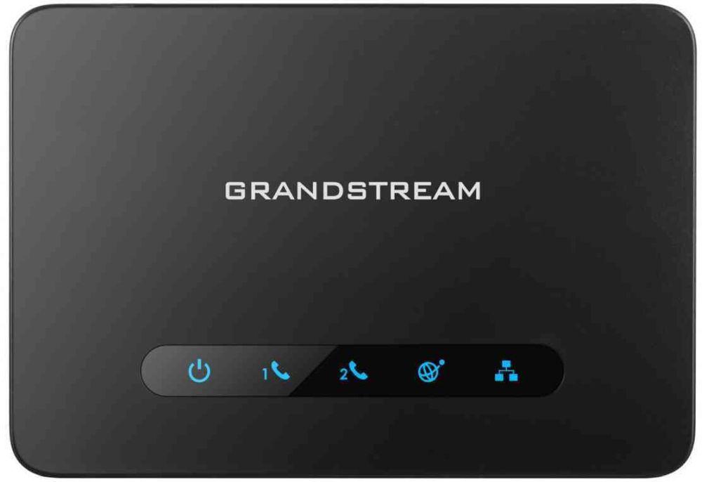 Шлюз IP Grandstream HT-812 черный