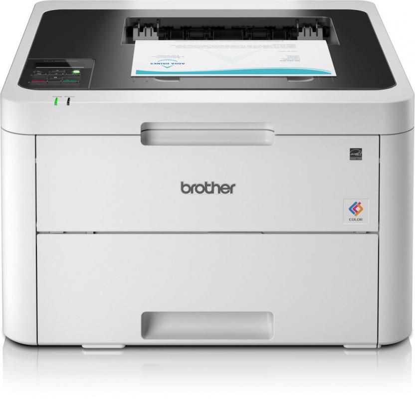 Принтер светодиодный Brother HL-L3230CDW (HLL3230CDWR1) A4 Duplex Net WiFi