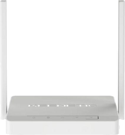 Роутер беспроводной Keenetic DSL N300 10/100BASE-TX/xDSL/4G ready белый