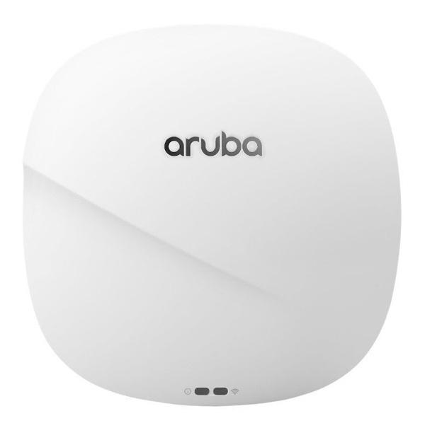 Точка доступа HPE Aruba AP-345 (RW) Unified AP (JZ031A) 10/100/1000BASE-TX белый