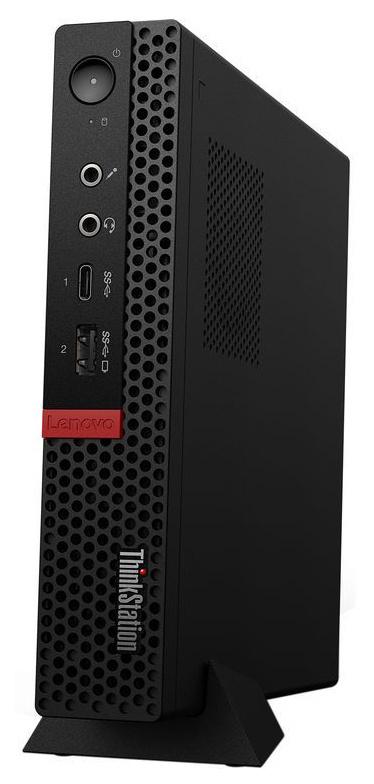 ПК Lenovo ThinkStation P330 tiny i7 8700 (3.2)/16Gb/SSD512Gb/UHDG 630/Windows 10 Professional 64/GbitEth/135W/клавиатура