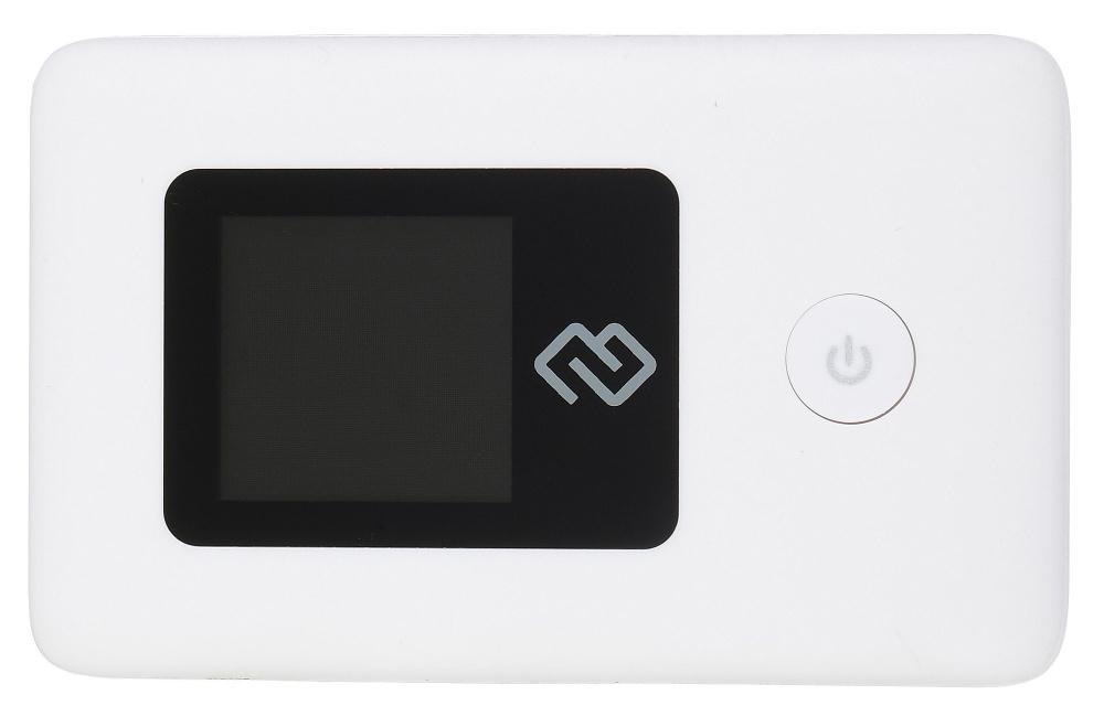 Модем 3G/4G Digma Mobile Wifi DMW1969-WT USB Wi-Fi Firewall +Router внешний белый