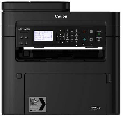МФУ лазерный Canon i-Sensys MF264dw (2925C016) A4 Duplex WiFi черный