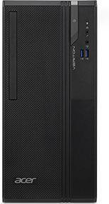ПК Acer Veriton ES2730G MT i3 8100 (3.6)/4Gb/SSD128Gb/UHDG 630/Endless/GbitEth/180W/черный