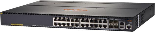Коммутатор HPE Aruba 2930M JL320A 24G 24PoE+ 1440W управляемый
