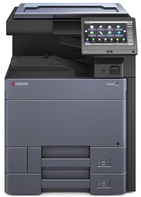 МФУ лазерный Kyocera TASKalfa 2553ci (1102VH3NL0) A3 Duplex серый