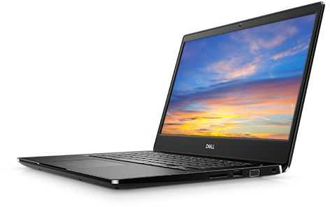 Ноутбук Dell Latitude 3400 Core i5 8265U/8Gb/1Tb/Intel UHD Graphics 620/14