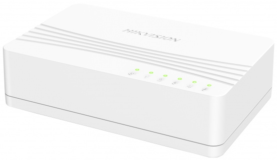 Коммутатор Hikvision DS-3E0105D-E 5x100Mb