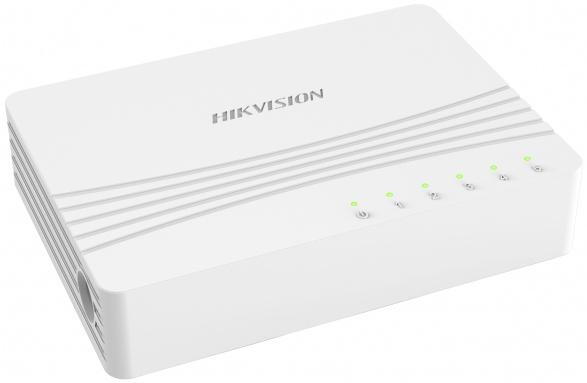 Коммутатор Hikvision DS-3E0505D-E 5G