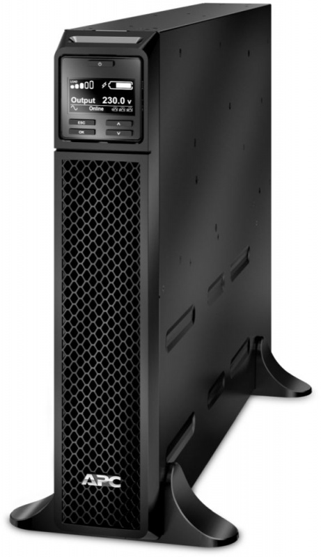 ИБП APC Smart-UPS SRT SRT1000XLI 1000Вт 1000ВА черный