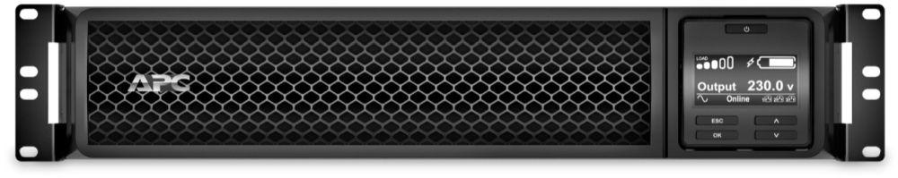 ИБП APC Smart-UPS SRT SRT1000RMXLI 1000Вт 1000ВА черный