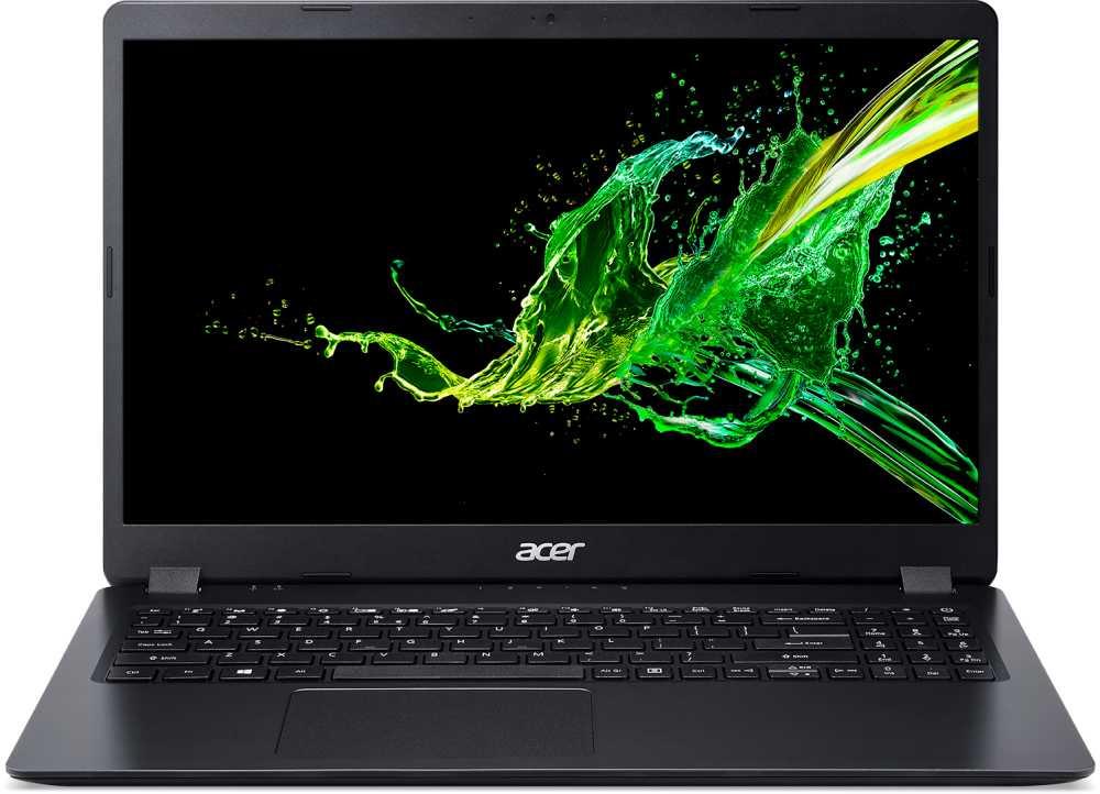 Ноутбук Acer Aspire 3 A315-42G-R9EB Ryzen 3 3200U/4Gb/SSD128Gb/AMD Radeon 540x 2Gb/15.6