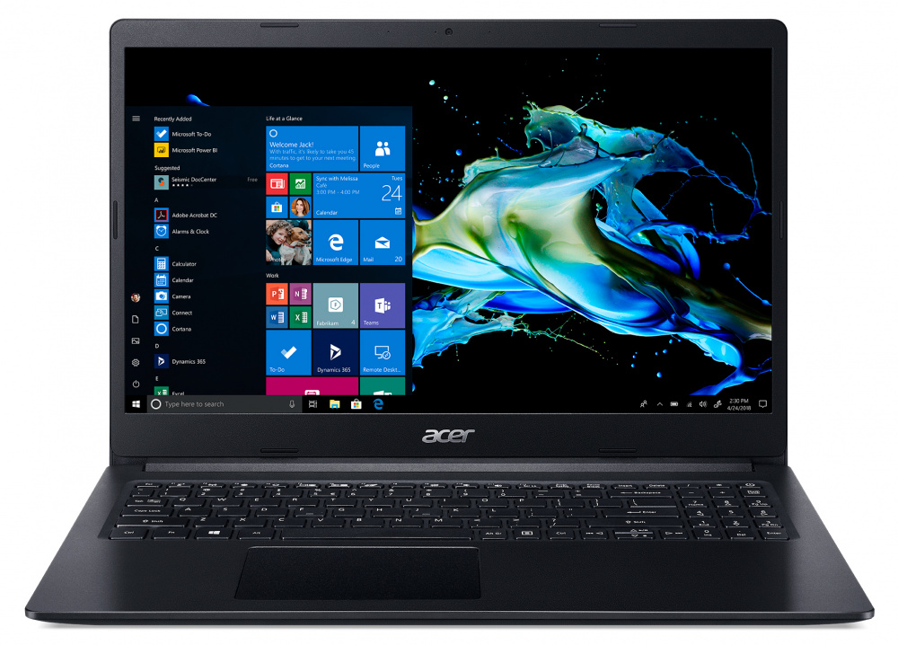Ноутбук Acer Extensa 15 EX215-21-40AS A4 9120e/4Gb/500Gb/AMD Radeon R3/15.6