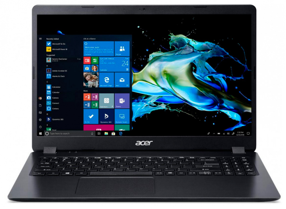 Ноутбук Acer Extensa 15 EX215-51-3197 Core i3 10110U/4Gb/SSD128Gb/Intel UHD Graphics/15.6