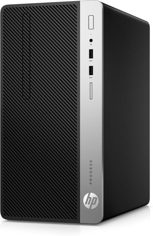 ПК HP ProDesk 400 G6 MT i3 8100 (3.6)/8Gb/1Tb 7.2k/UHDG 630/Windows 10 Professional 64/GbitEth/WiFi/BT/180W/клавиатура/м