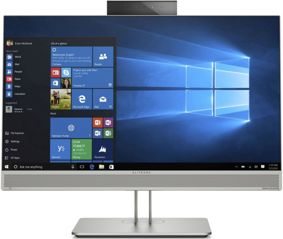 Моноблок HP EliteOne 800 G5 23.8