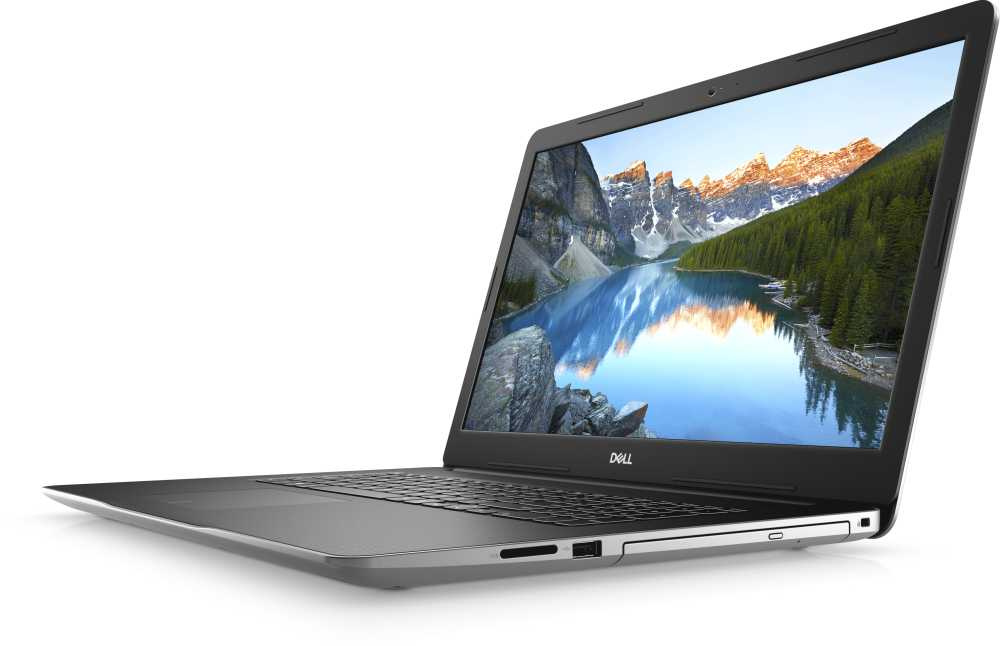 Ноутбук Dell Inspiron 3793 Core i5 1035G1/8Gb/1Tb/SSD128Gb/DVD-RW/nVidia GeForce MX230 2Gb/17.3