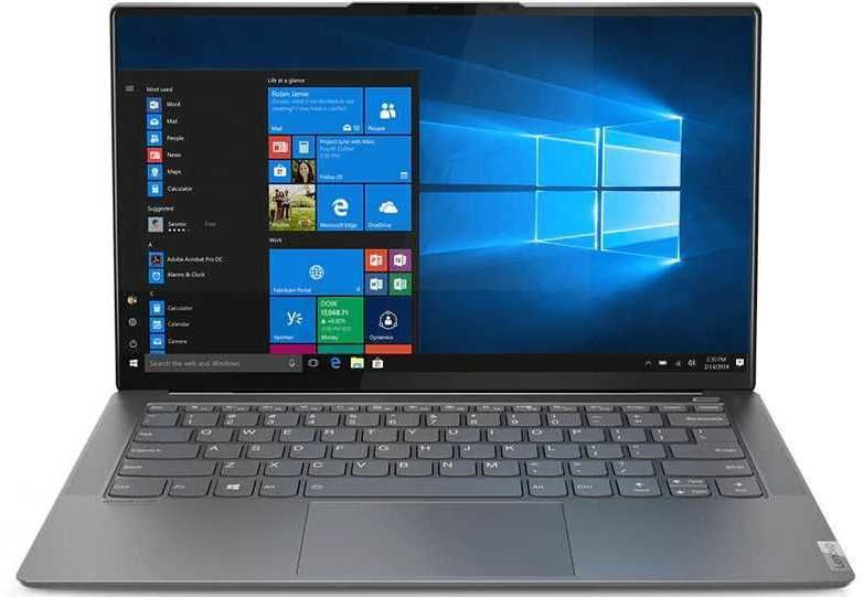 Ноутбук Lenovo Yoga S940-14IIL Core i5 1035G4/16Gb/SSD512Gb/Intel Iris Plus graphics/14