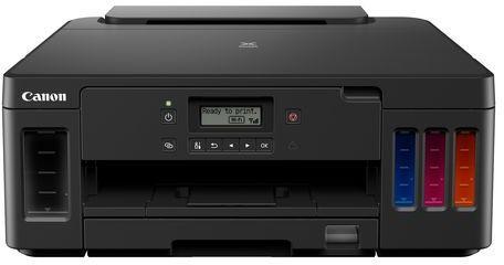 Принтер струйный Canon Pixma G5040 (3112C009) A4 Duplex WiFi USB RJ-45 черный
