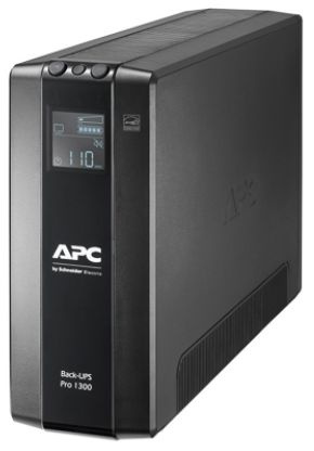 ИБП APC Back-UPS Pro BR1300MI 780Вт 1300ВА черный