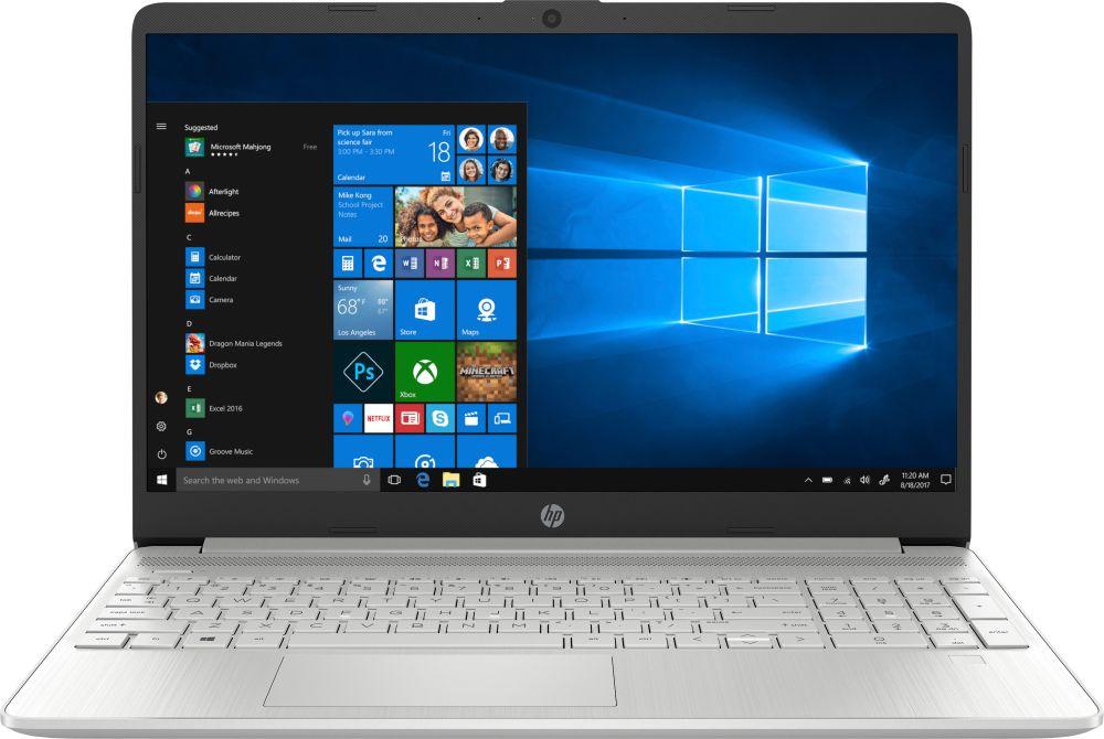 Ноутбук HP 15s-fq1011ur Core i5 1035G1/8Gb/SSD256Gb/Intel UHD Graphics/15.6