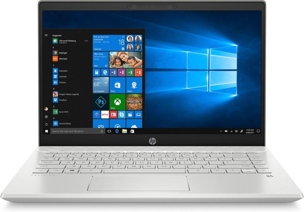 Ноутбук HP Pavilion 14-ce3010ur Core i5 1035G1/8Gb/SSD256Gb/iOpt16Gb/Intel UHD Graphics/14