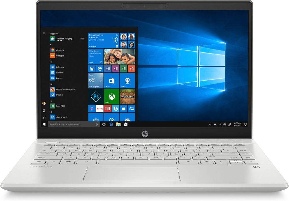 Ноутбук HP Pavilion 14-ce3014ur Core i5 1035G1/8Gb/SSD512Gb/Intel UHD Graphics/14