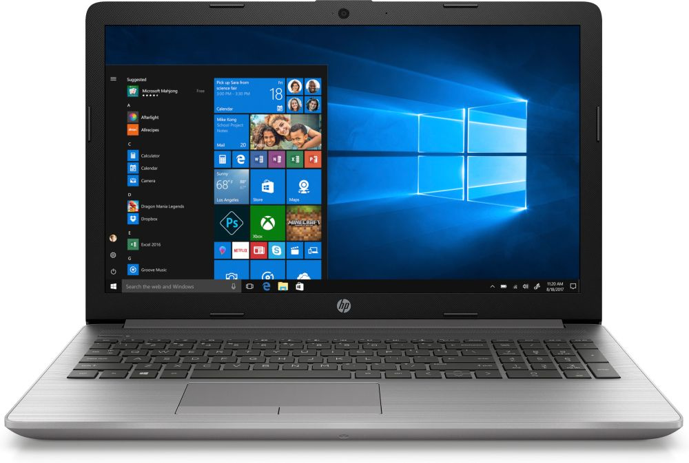 Ноутбук HP 250 G7 Celeron N4000/4Gb/500Gb/Intel UHD Graphics 620/15.6
