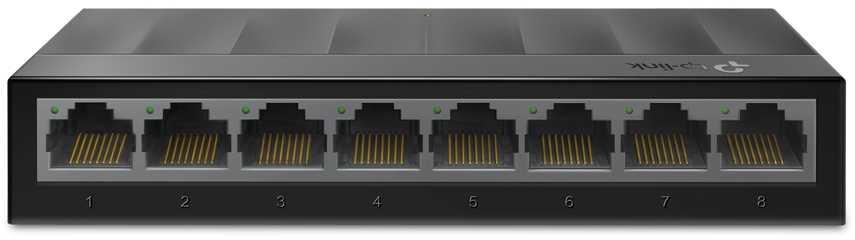 Коммутатор TP-Link LS1008G 8G неуправляемый