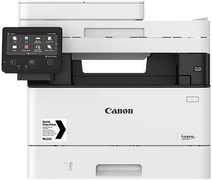 МФУ лазерный Canon i-Sensys MF446x (3514C006) A4 Duplex WiFi белый/черный