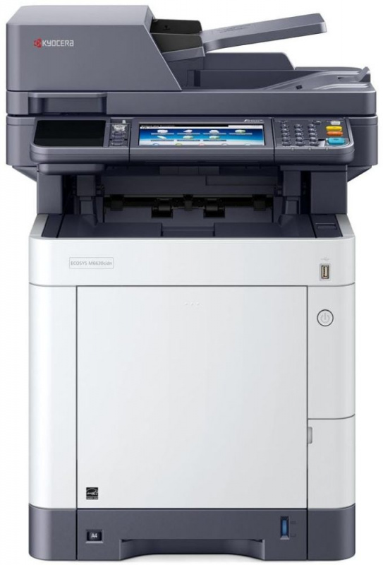 МФУ лазерный Kyocera Color M6630cidn (1102TZ3NL1) A4 Duplex Net WiFi белый/черный