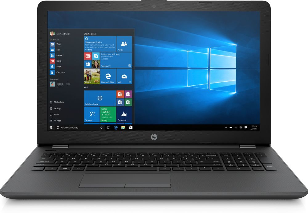 Ноутбук HP 250 G7 Core i5 8265U/8Gb/SSD256Gb/DVD-RW/15.6
