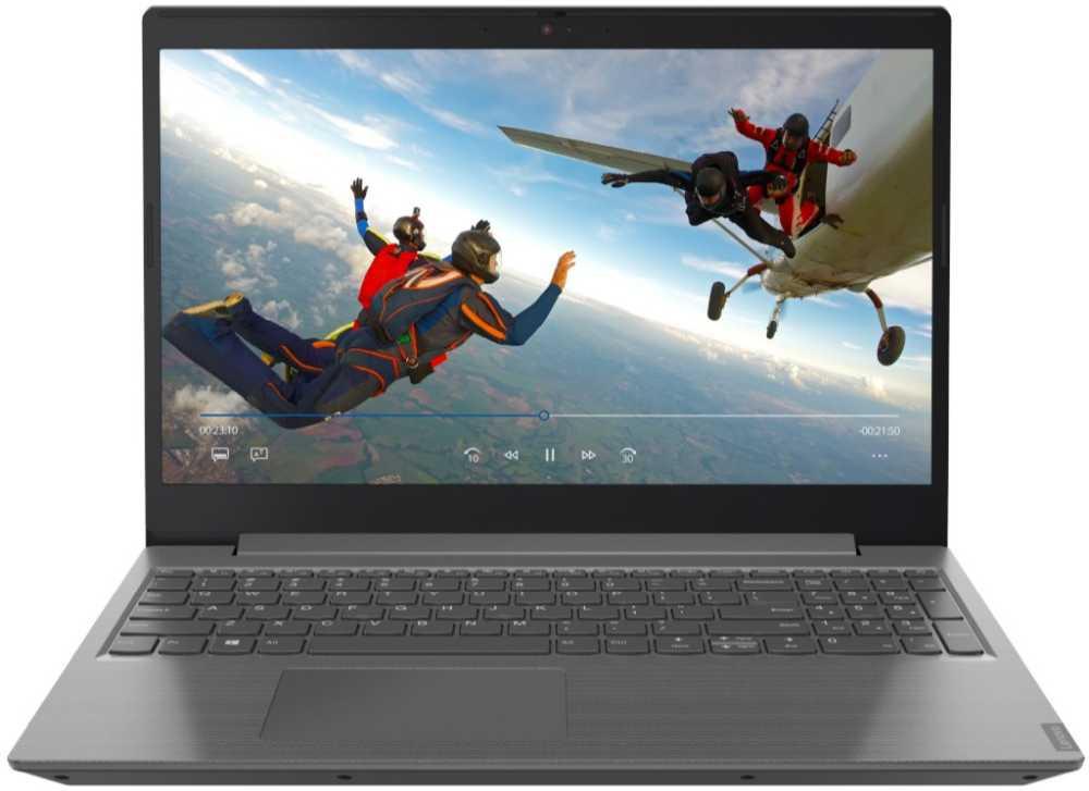 Ноутбук Lenovo V155-15API Ryzen 3 3200U/4Gb/SSD128Gb/DVD-RW/AMD Radeon Vega 3/15.6