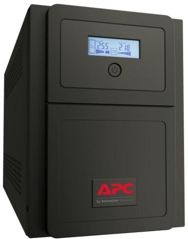 ИБП APC Easy-UPS SMV1000CAI 700Вт 1000ВА черный