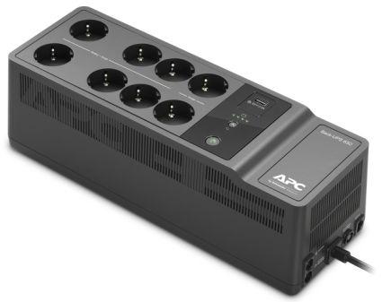 ИБП APC Back-UPS BE650G2-RS 400Вт 650ВА черный