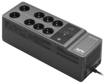 ИБП APC Back-UPS BE850G2-RS 520Вт 850ВА черный
