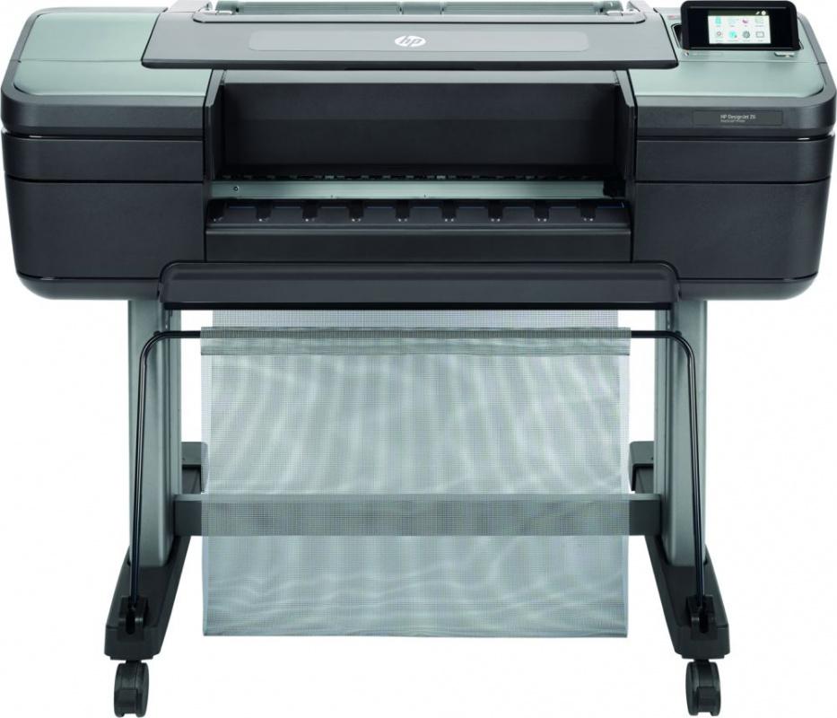 Плоттер HP Designjet T125 (5ZY57A) A1/24