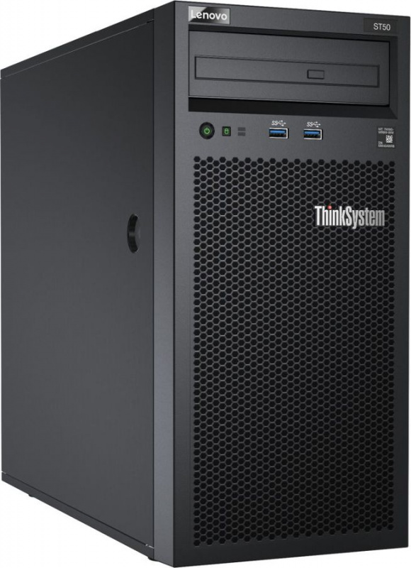Сервер Lenovo ThinkSystem ST50 1xE-2144G 1x8Gb x8 2x1Tb 7.2K RW 1x250W (7Y48A02CEA)