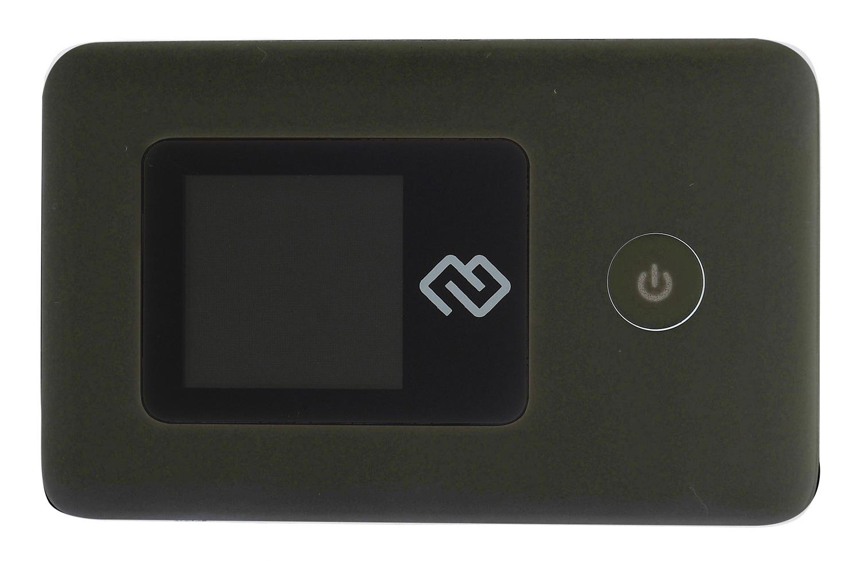 Модем 3G/4G Digma Mobile Wifi USB Wi-Fi Firewall +Router внешний черный