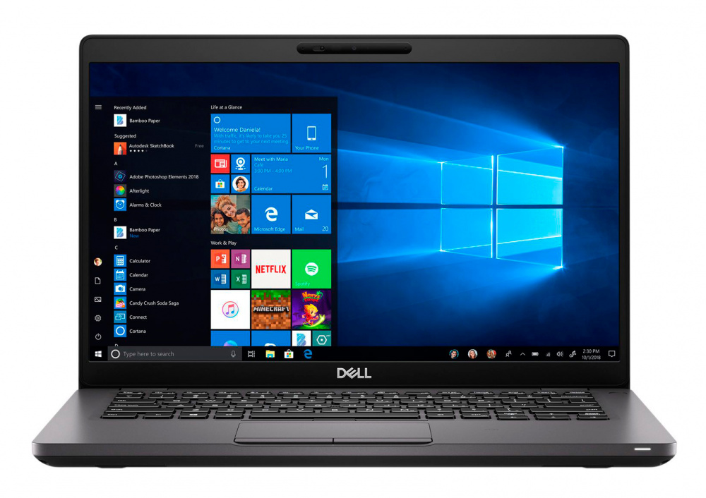 Ноутбук Dell Latitude 5400 Core i5 8265U/8Gb/SSD256Gb/Intel UHD Graphics 620/14