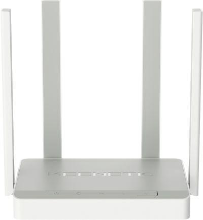 Роутер беспроводной Keenetic Speedster AC1200 10/100/1000BASE-TX белый