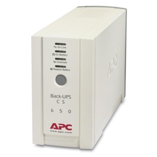 Аккумулятор для ИБП APC Back-UPS CS 650