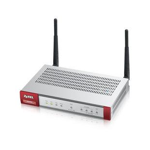 Сетевой экран Zyxel USG40W (USG40W-RU0101F) N300 10/100/1000BASE-TX