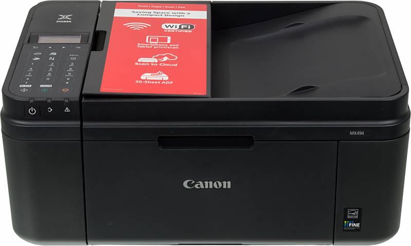 МФУ струйный Canon Pixma MX494 (0013C007)