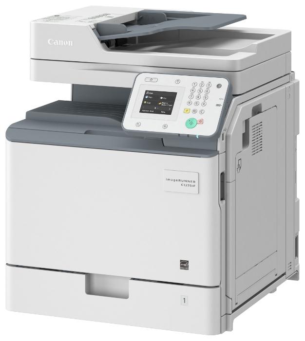 Копир Canon imageRUNNER C1225iF (9548B007) лазерный печать:цветной DADF с тонером