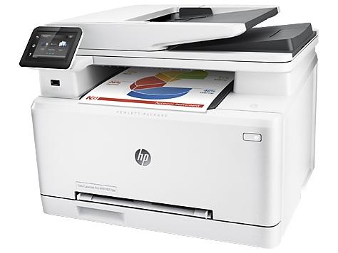 МФУ лазерный HP Color LaserJet Pro 200 MFP M277dw (B3Q11A)