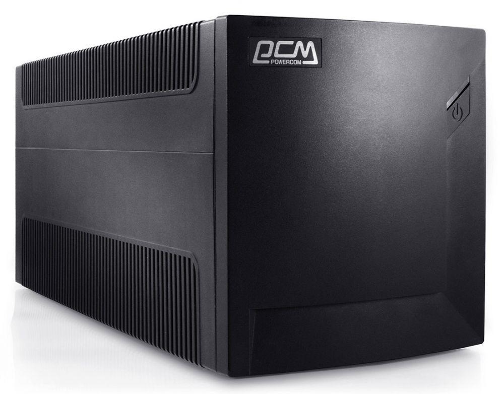 ИБП Powercom Raptor RPT-1500AP 900Вт 1500ВА черный